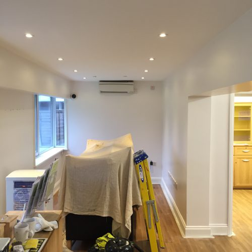doctors surgery painting and decorating Southampton