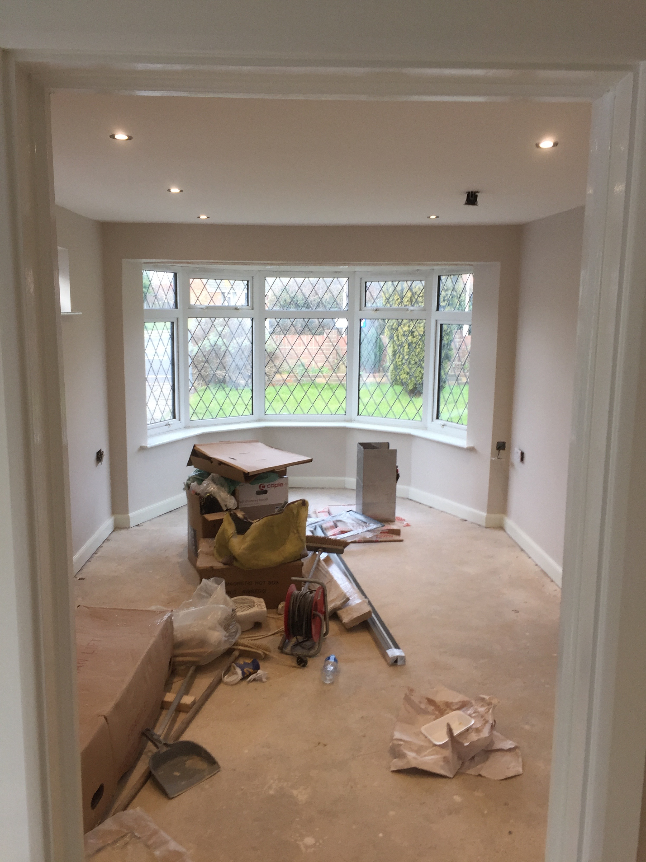 ceiling fixing hampshire