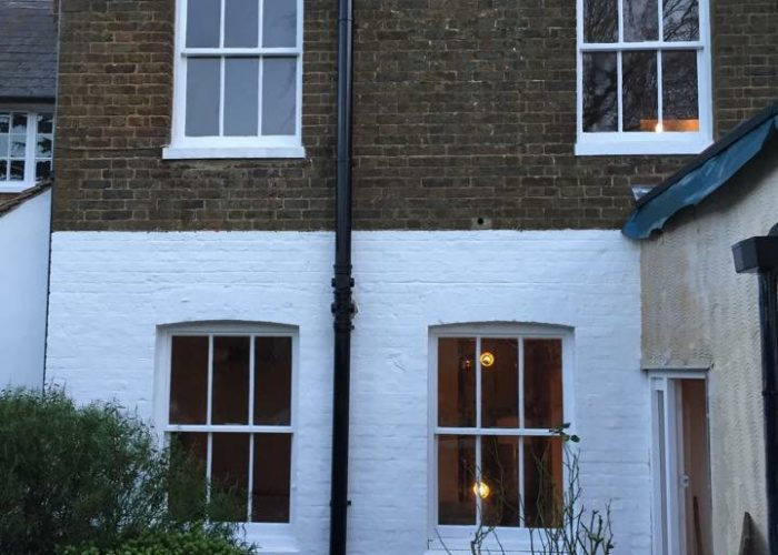 sash window painting and decorating hampshire